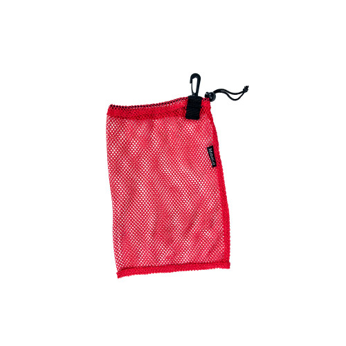 The MAKO Spearguns Small Mesh Bag is the perfect solution for storing all those smaller items that are essential for your dive. No more digging through your dive bag. Spend less time searching and more time diving!