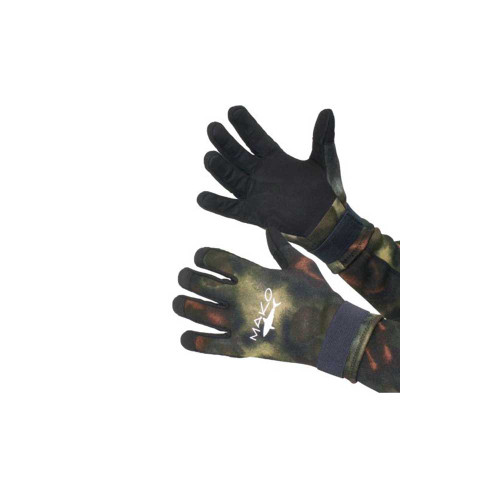Diving Gloves Yamamoto Green Aquatic