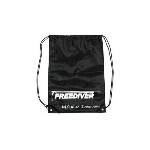 Freediver Drawstring Backpack 1