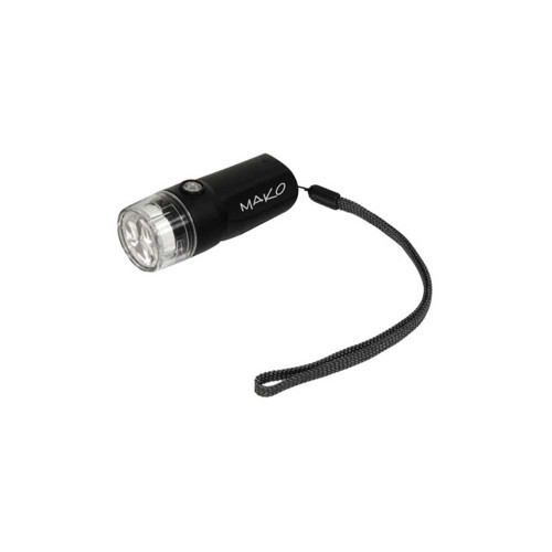 Detachable Dive Light (with Mask and wrist mount bracket)
