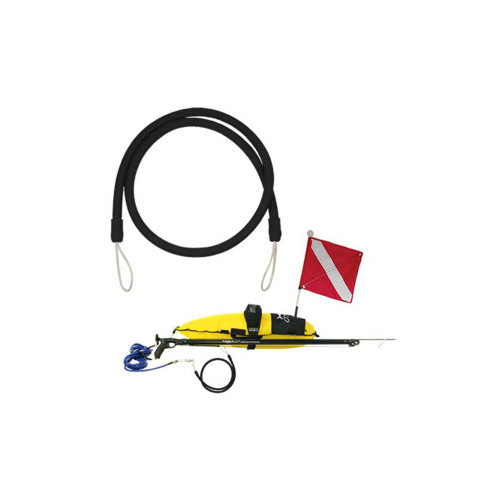 Spearfishing Bungie 4' with Parachute Cord Inside