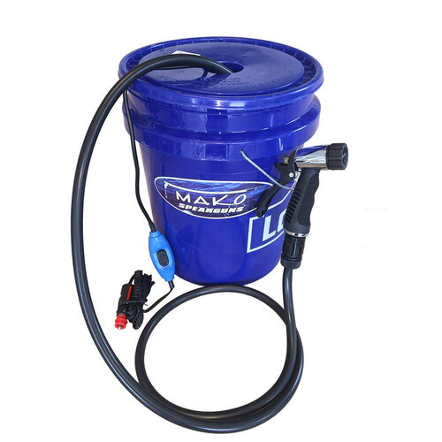 Portable Power Wash and Shower