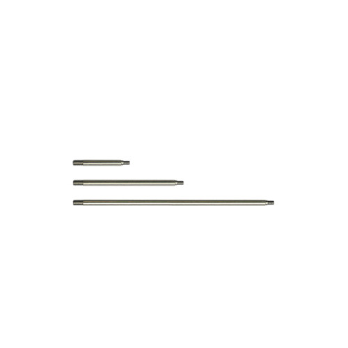 Pole Spear Threaded Adapter Shafts