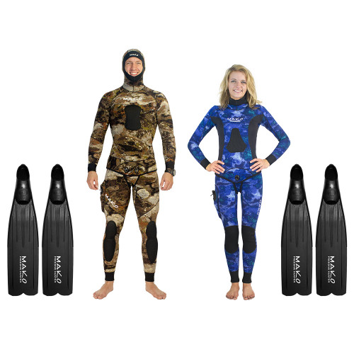 Freedive Hunter Freediving Fins