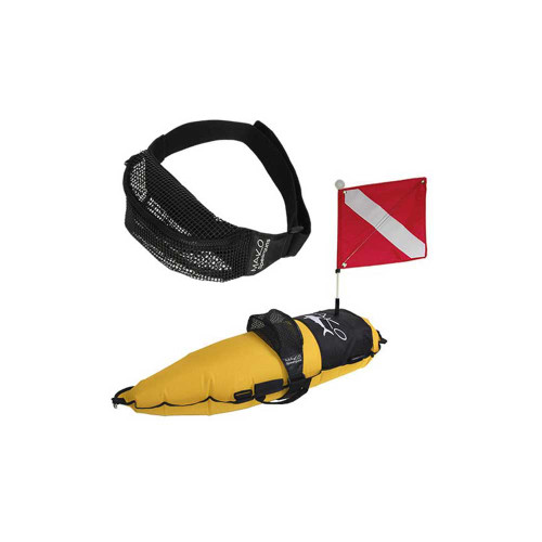 Inflatable Float Mesh Bag