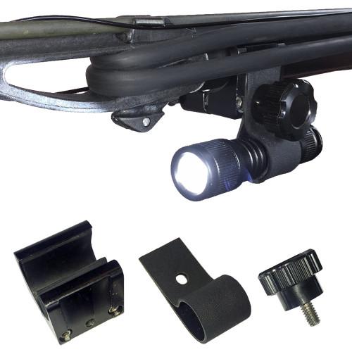 Lightweight Speargun Flashlight Bracket (for Freedivers)