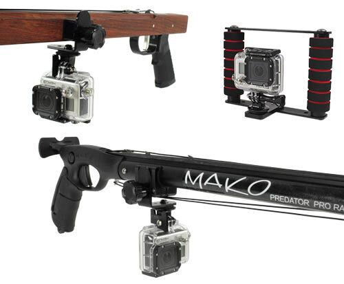 Speargun Camera Mounts / GoPro Accessories