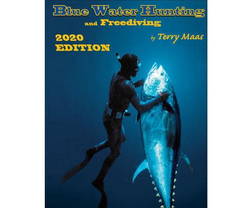 Spearfishing & Freediving Books