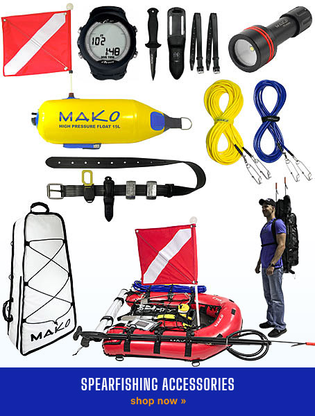 Shop Spearfishing Accessories