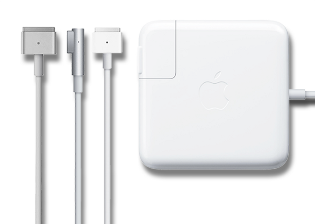 60w Genuine Apple MacBook MagSafe AC Power Adapter