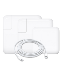 USB-C Adapter 30w, 61w, 87w or 96w (CABLE INCLUDED)
