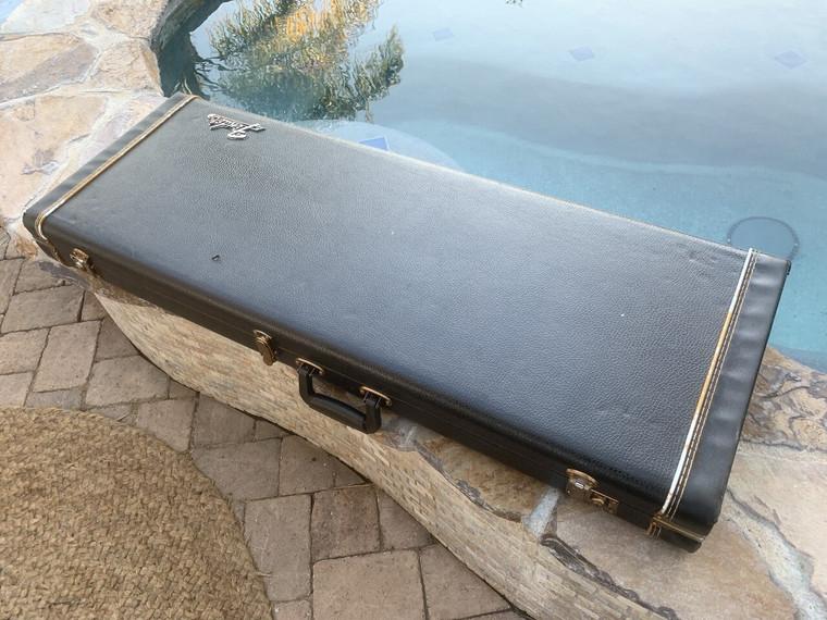 Real Life Relics Genuine Fender® Case Jazzmaster® Jaguar® Aged Black #2