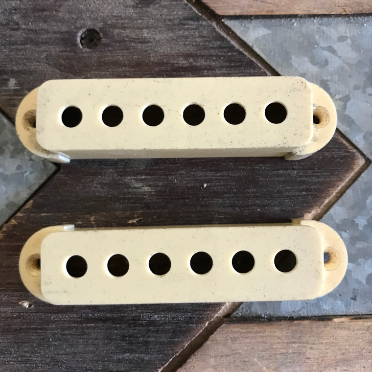 Real Life Relics Aged IVORY Jaguar® Pickup Covers (Set of 2)