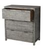 Tuscan 3 Drawer Dresser - Grey Wash