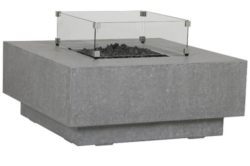 """40"""" Square Fire Table"""