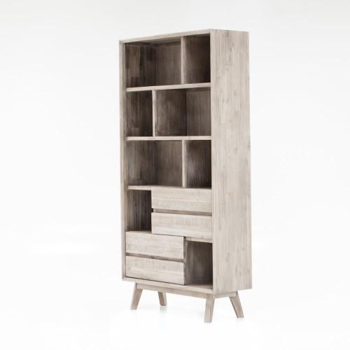 Gina Bookshelf