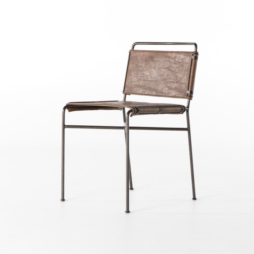 Arton Dining Chair - Brown