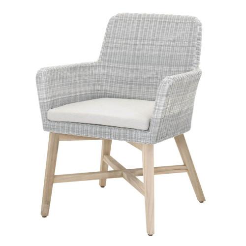 Villa Outdoor Dining Arm Chair