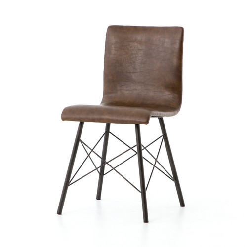 Dia Dining Chair - Brown