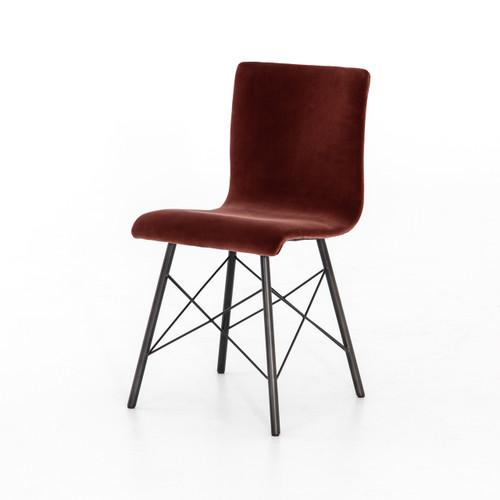 Dia Dining Chair - Merlot