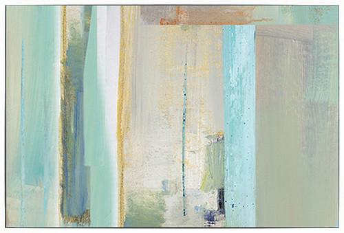 Lagoon Framed Art