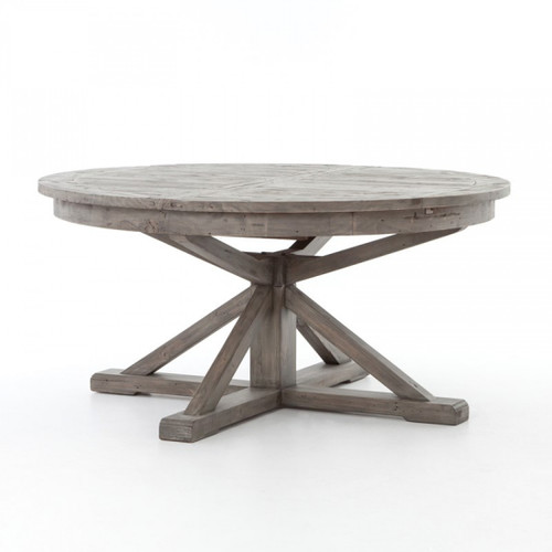 """Cint 48"""" Extension Dining Table - Olive"""