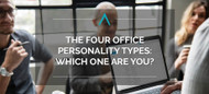The Four Office Personality Types: Which One Are You?