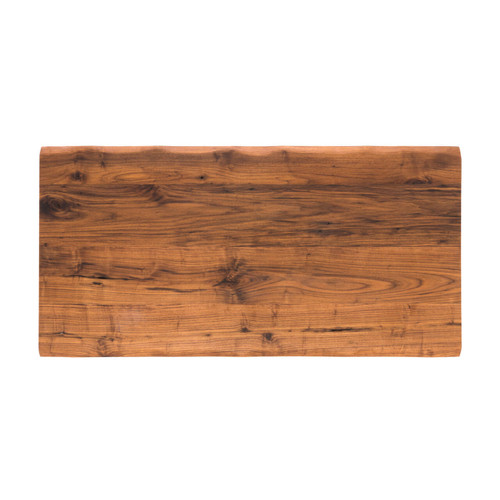 "Black Walnut Natural Wood Top, Large (60"" x 27"")"