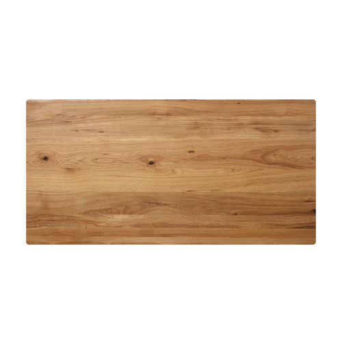 """White Oak Natural Wood Top, Small (48"""" x 30"""")"""