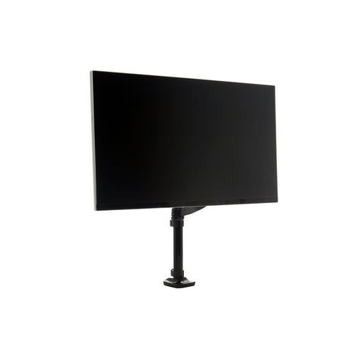 Single Monitor Arm Side View