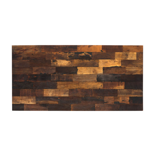 "Reclaimed Wood Top, Large (70"" x 30"")"
