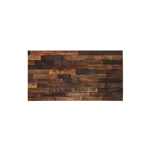 """Reclaimed Wood Top, Small (48"""" x 30"""")"""