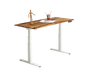 South American Walnut Stand Up Desk