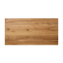 "White Oak Natural Wood Top, Small (48"" x 30"")"