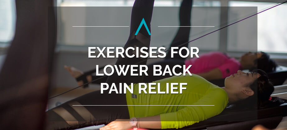 Exercises For Lower Back Pain Relief Standdesk
