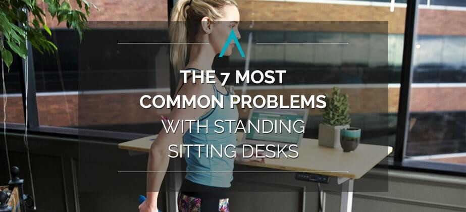 Groovy The 7 Most Common Problems With Standing Sitting Desks Interior Design Ideas Clesiryabchikinfo