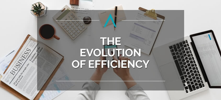 The Evolution of Efficiency