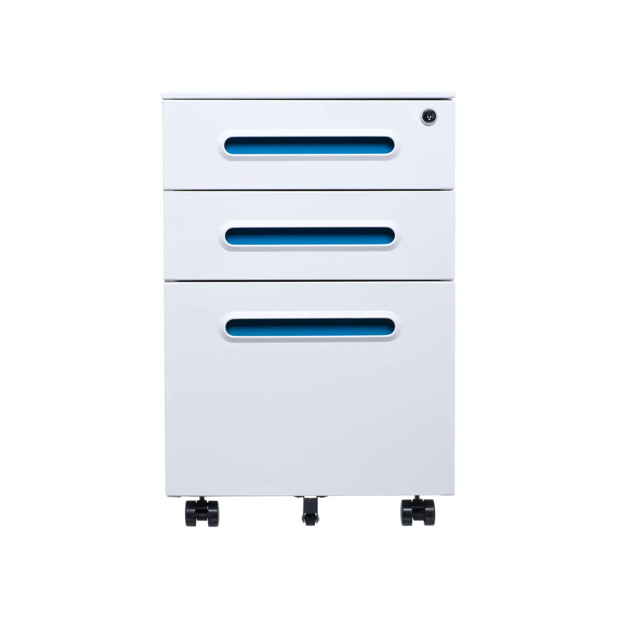 Fantastic White Filing Cabinet Clean Looking Storage 3 Drawers Download Free Architecture Designs Embacsunscenecom