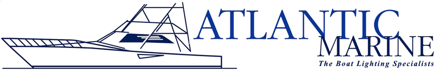 Atlantic Marine Electrical Services Inc Boat Lighting Logo