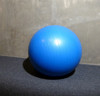Exercise ball in Studio A