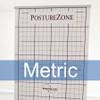 Posture Grid - Portable Style (Metric)