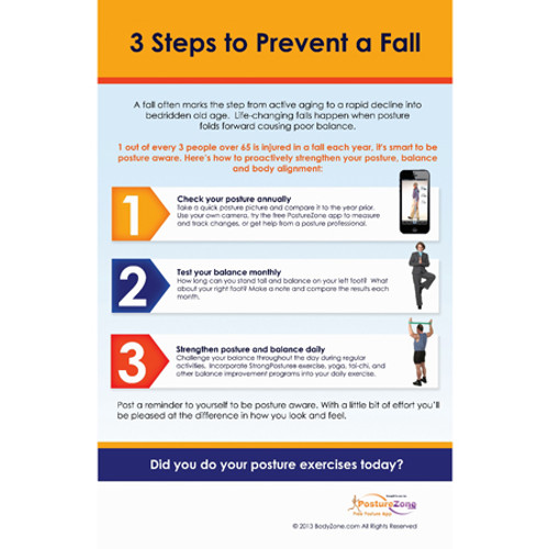 Fall Prevention Display