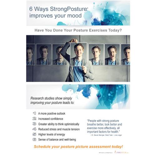 Posture Affects Mood Display