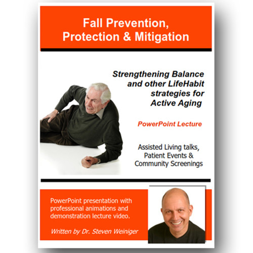 Fall Prevention Lecture CD