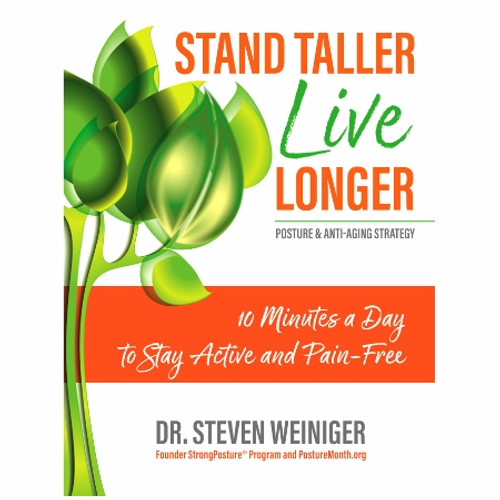 Stand Taller Live Longer - Posture & Ant Aging Strategy