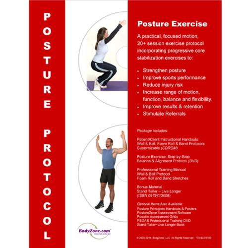 Posture Exercise Rehab Protocol