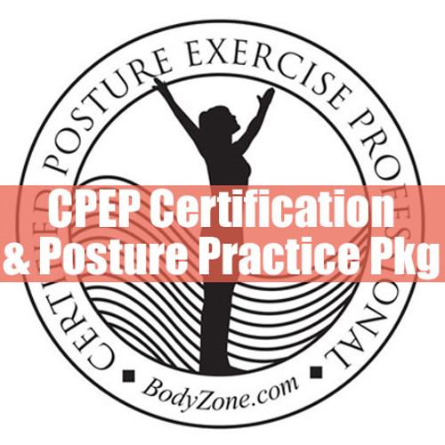 CPEP Certification & Posture Practice Pkg