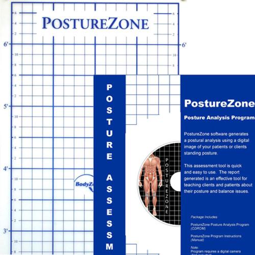 PostureZone Software and Door Mount Posture Grid