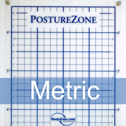 Metric - Wall Mount Posture Grid