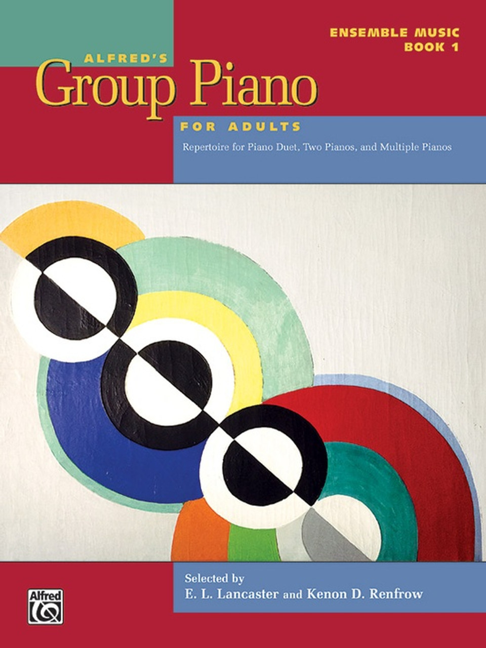 Alfred's Group Piano for Adults Vol  1[Alf:47849]